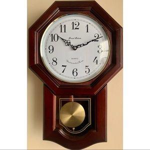 Other - Daniel Dakota Westminster Chime Oakwood Wall Clock